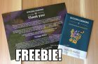 Bees Matter Free Seed Packs