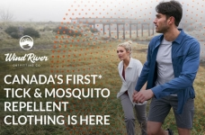 Triangle Rewards Offer | 50X on Tick & Mosquito Repellent Clothing