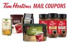 Tim Hortons Product Coupons
