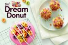 Tim Hortons Froot Loops Dream Donut is Coming This Spring