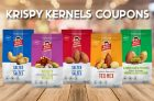 Krispy Kernels Coupons | Save up to $5 Off