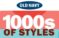 Old Navy Sales & Coupons | 1000's of Styles from $10 + 25% Off Your Order