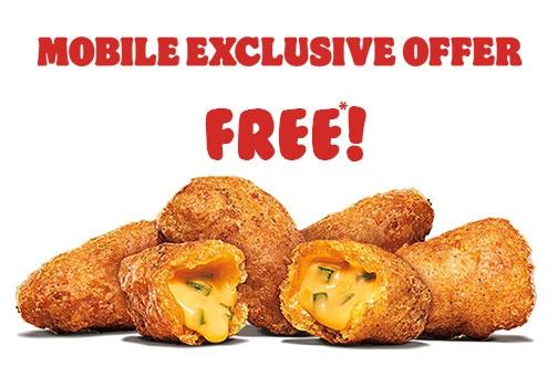 Burger King Coupons & Specials May 2021 | Free Jalapeno Cheesy Bites