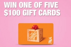 Home Depot Contest | Mother's Day Giveaway
