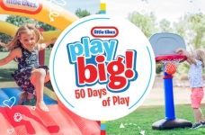 Little Tikes 50 Days of Play Contest