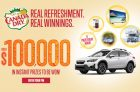 Canada Dry Contest | Real Refreshment Real Winnings Contest
