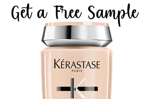 Free Kerastase Curl Manifesto Sample