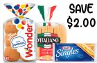 Kraft Singles Coupon | Save on Buns & Cheese Slices