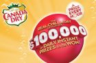 Canada Dry Contest | The Real Chill A Day Giveaway