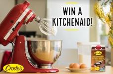 Crosby's Molasses KitchenAid Mixer Giveaway