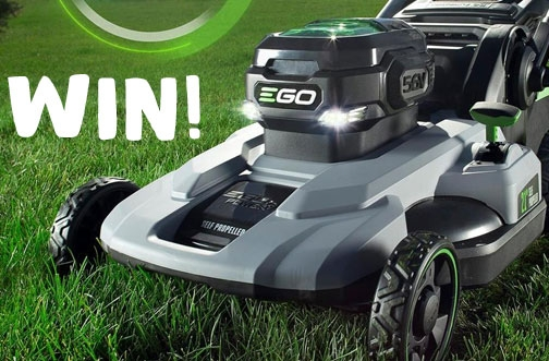 Lowe's Canada Contest | Win a Lawn Mower