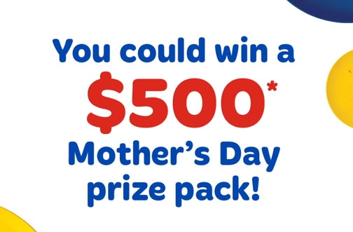 Wonder Bread Contest | Mother's Day Contest