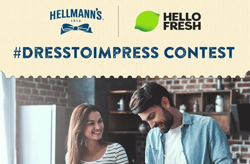 Hellmann's Contest | Dress To Impress Contest
