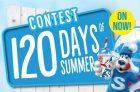 Slush Puppie Contest | 120 Days of Summer