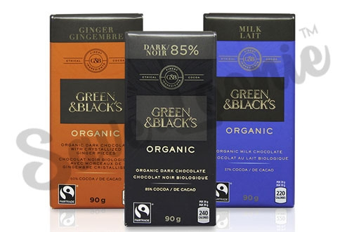 Green & Black's Chocolate Coupon