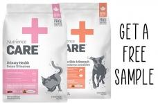 Free Nutrience Sample | Nutrience Care Dry Food Samples