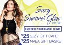 Suzy Summer Glow Contest