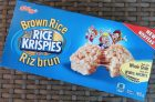 FREE Kellogg's Brown Rice Krispies Squares