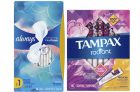 High Value Always / Tampax Product Coupon