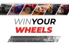 Win a 2020 Chrysler, Dodge, Jeep or Fiat