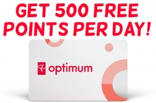 Get 500 Free PC Optimum Points Daily from NoFrills