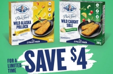 High Liner Coupon | Save on Pan-Sear Selects 2 Packs