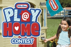 Little Tikes Contest | Play Home Contest