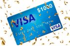 Visa Gift Card Contest | Nutrl Cheers It Forward