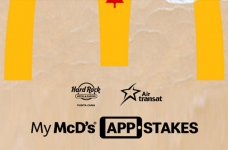 My McD's Tap Into Punta Canada Appstakes
