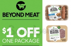 Beyond Meat Coupon Canada