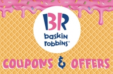 Baskin Robbins Coupons & Offers Canada   October 2021 Coupons + New Flavour of the Month + Turkey Ice Cream Cake