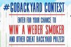 Wonder Go Backyard Contest