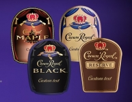 Crown Royal Custom Labels