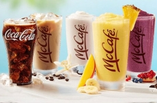 Where are McDonald's Summer Drink Days?