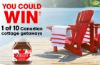 Nutella Contest Canada | Canadian Cottage Getaway Contest