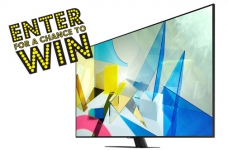Best Buy Contest | Win a 65″ Samsung TV
