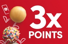 Tim Hortons Coupons & Offers | Get 3x Tims Rewards + 2/$5 Breakfast Sandwiches