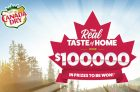 Canada Dry The Real Taste of Home Contest