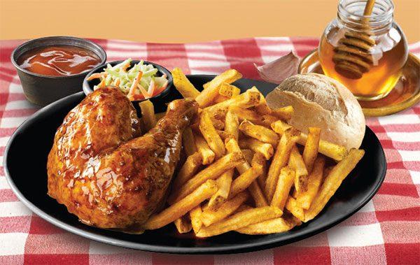 swiss chalet honey garlic chicken