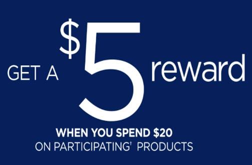 Unilever Rebate   Get a $5 Reward