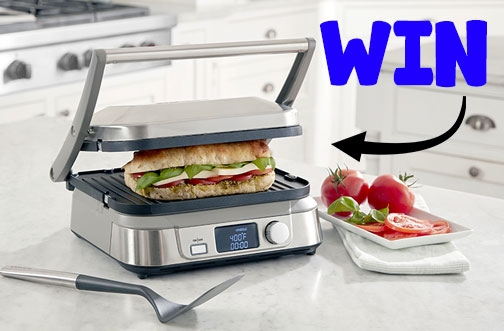 Cuisinart Contest Canada | Father's Day Giveaway