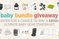Canadian Tire Contest | Baby Bundle Giveaway