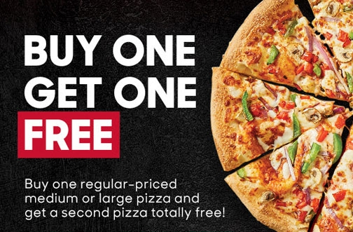 Pizza Hut Coupons & Deals Canada | July 2021 BOGO Free Pizza + Fully Loaded Flatbreads Coupon