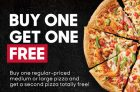 Pizza Hut Coupons & Deals Canada   July 2021 BOGO Free Pizza + Fully Loaded Flatbreads Coupon