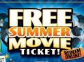 General Mills Free Summer Movie Ticket Offer