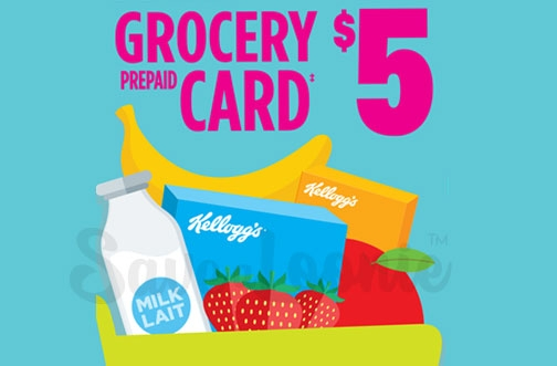 Kellogg's Promotions Canada | Get Free Kellogg's Snacks