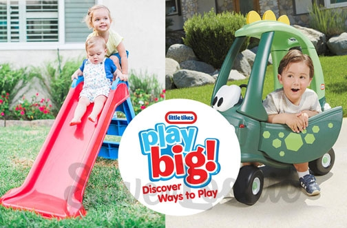 Little Tikes Contest | Play Big! Sweepstakes