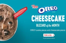 Dairy Queen Coupons   June 2020 + New OREO Cheesecake Blizzard + Twisty Misty Slush