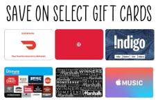 RBC Rewards Offer | Save 25% Off Gift Cards