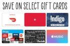 RBC Rewards Offer   Save 25% Off Gift Cards